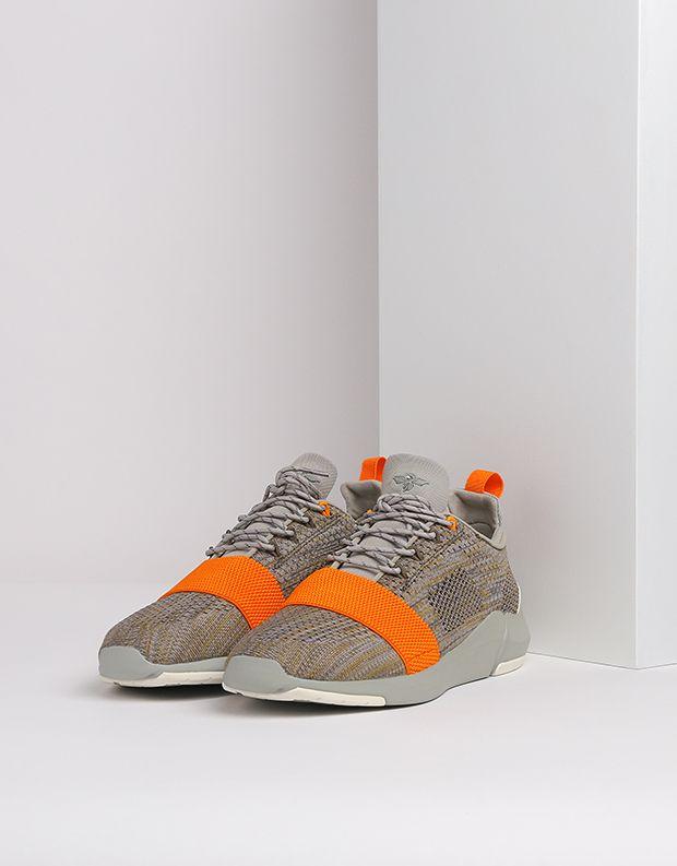נעלי גברים - Creative Recreation - סניקרס CERONI - חאקי