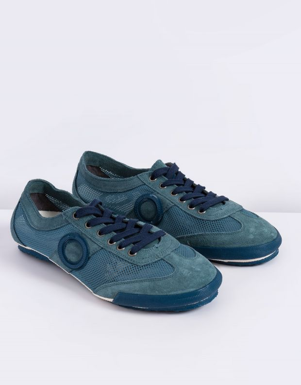 נעלי גברים - Aro - סניקרס JOANETA - כחול