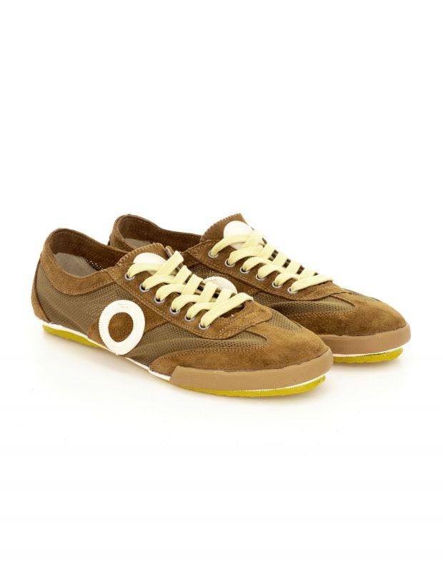נעלי גברים - Aro - סניקרס JOANETA - חום