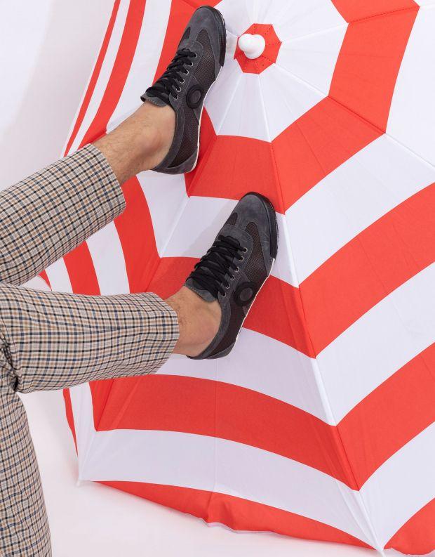 נעלי גברים - Aro - סניקרס JOANETA - שחור