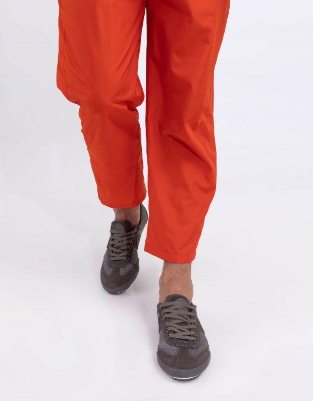 נעלי גברים - Aro - סניקרס JOANETA - אפור