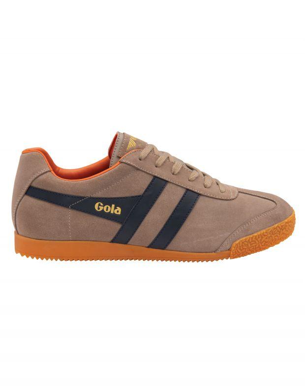 נעלי גברים - Gola - סניקרס HARRIER - חאקי   כחול