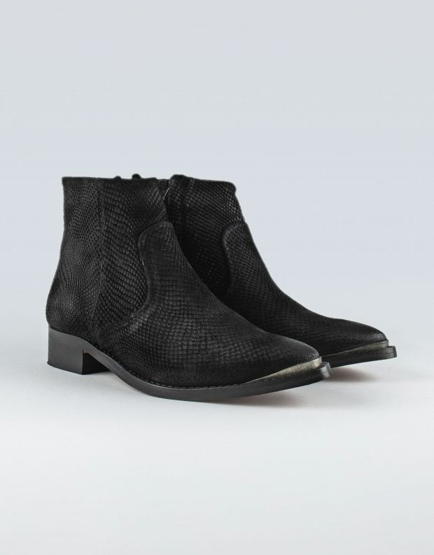 נעלי נשים - Sneaky Steve - מגפון ELECTRIC - שחור