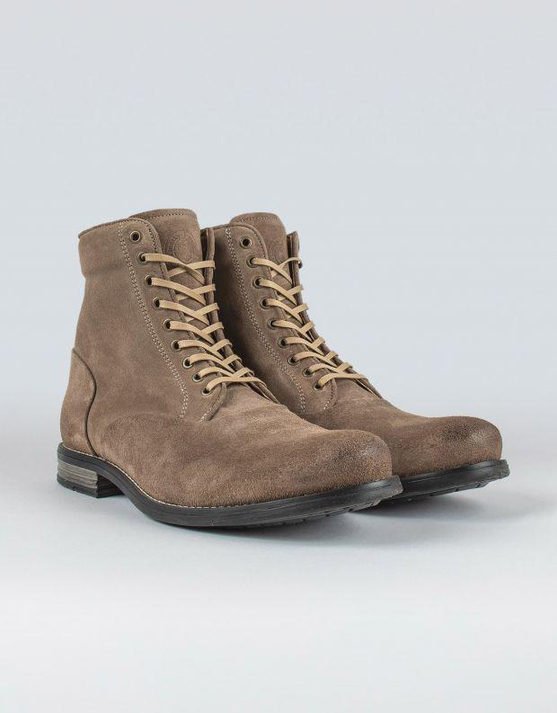 נעלי גברים - Sneaky Steve - נעליים גבוהות DELERIUS - חום
