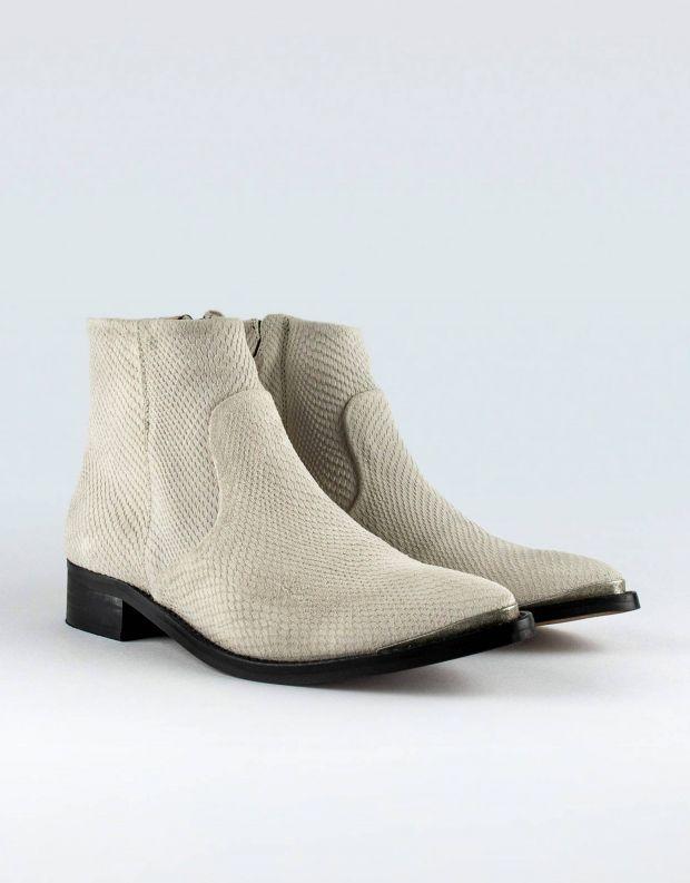 נעלי נשים - Sneaky Steve - מגפון ELECTRIC - לבן