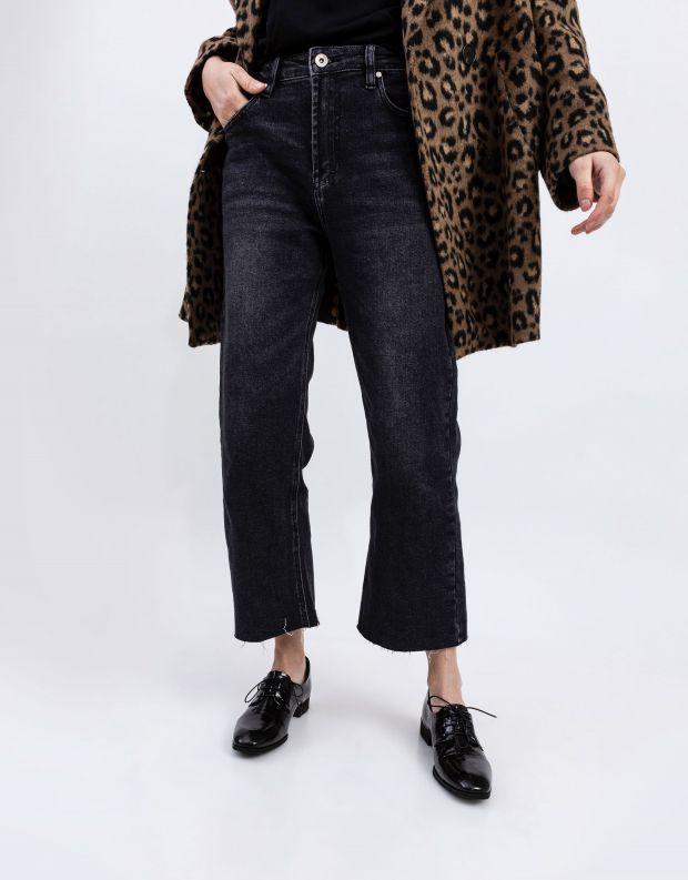 נעלי נשים - Yuko Imanishi - נעל YUU - שחור מבריק