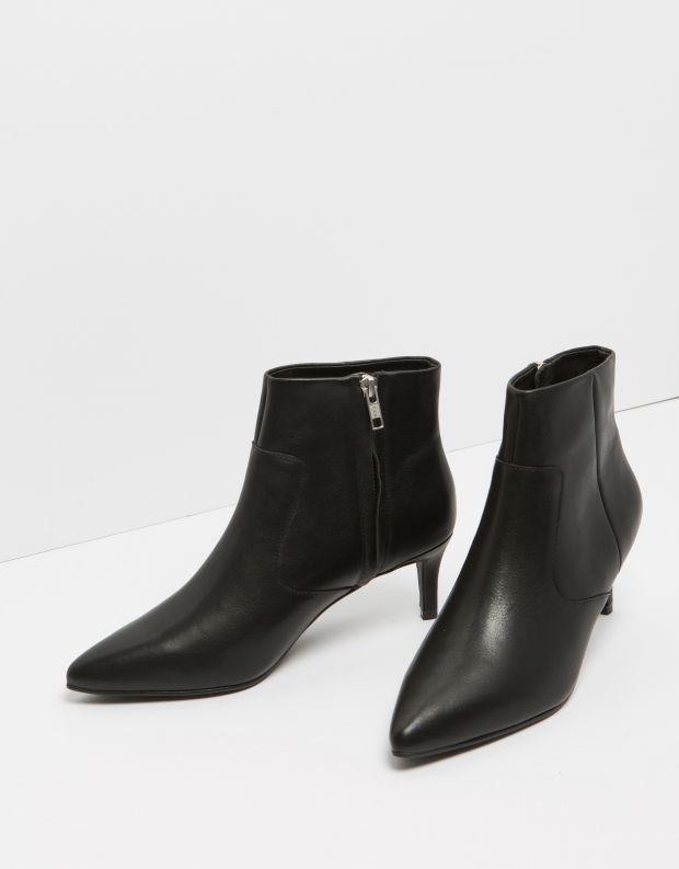 נעלי נשים - SOL SANA - מגפון ODIN - שחור