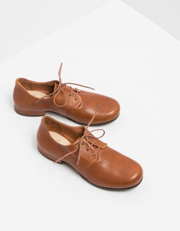נעלי נשים - Vialis - נעל JAPON - קאמל