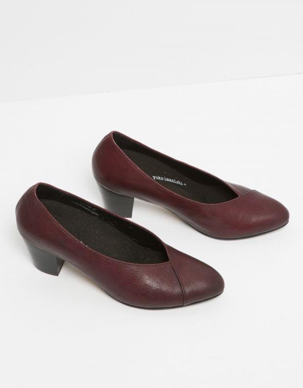 נעלי נשים - Yuko Imanishi - סירה REI - בורדו