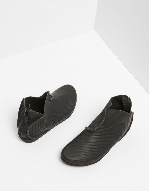 נעלי נשים - Trippen - מגפון HAWK PENNA - שחור