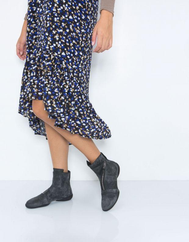 נעלי נשים - Trippen - מגפון BERLIN CUP - שחור