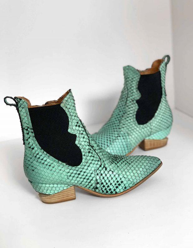 נעלי נשים - A.S. 98 - מגפון SUNS - מנטה