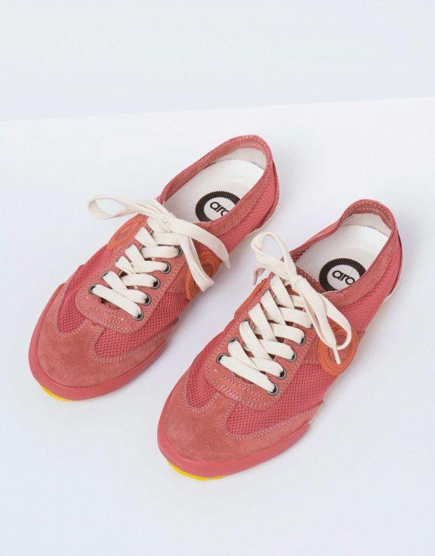 נעלי נשים - Aro - סניקרס JOANETA - ורוד   כתום