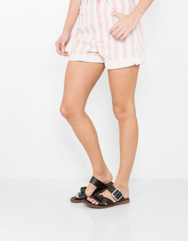 נעלי נשים - A.S. 98 - קבקב RAMOS אבזם - שחור
