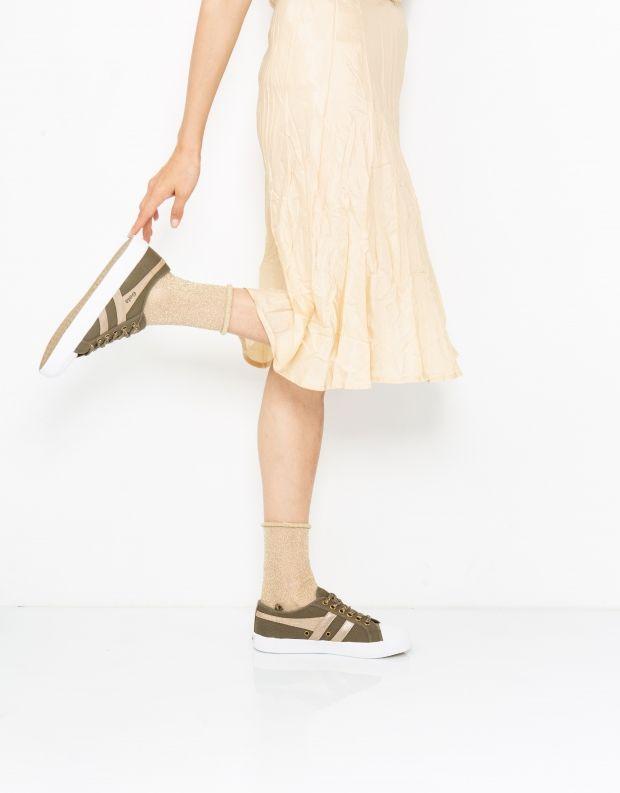 נעלי נשים - Gola - סניקרס COASTER MIRROR - חאקי