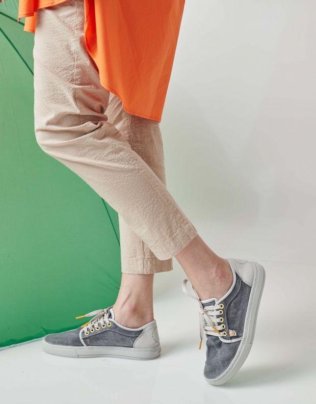 נעלי נשים - Satorisan - סניקרס HEISEI TEXTIL - אפור