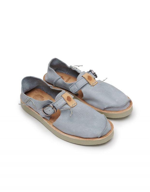 נעלי נשים - Satorisan - נעלי עור BENIRRAS - אפור בהיר
