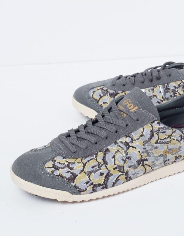 נעלי נשים - Gola - סניקרס BULLET LIBERTY CV - אפור