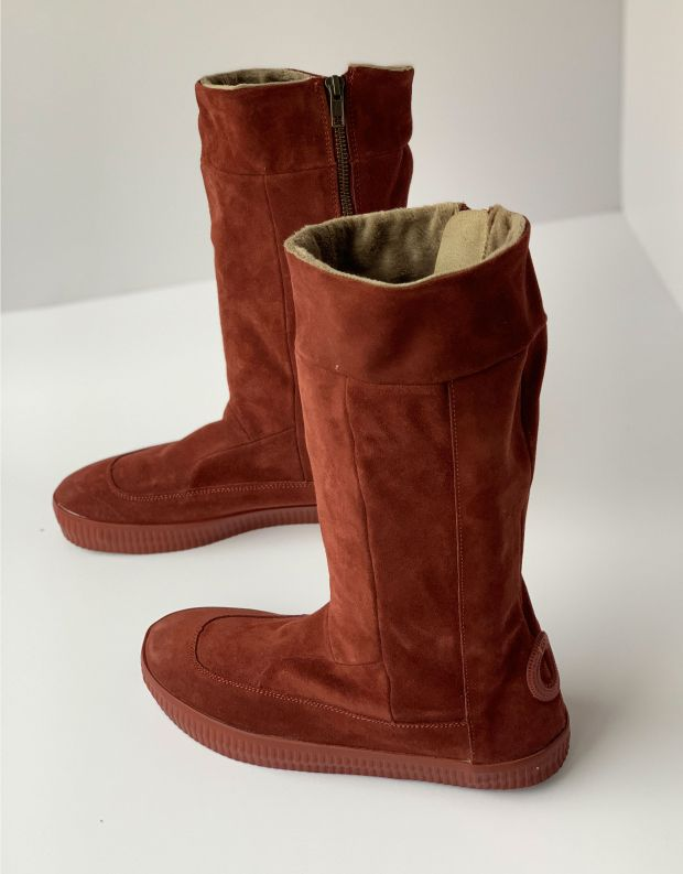 נעלי נשים - Aro - מגף NOELLE תיפורים - חמרה