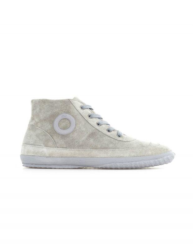 נעלי גברים - Aro - סניקרס WILLY - אפור בהיר