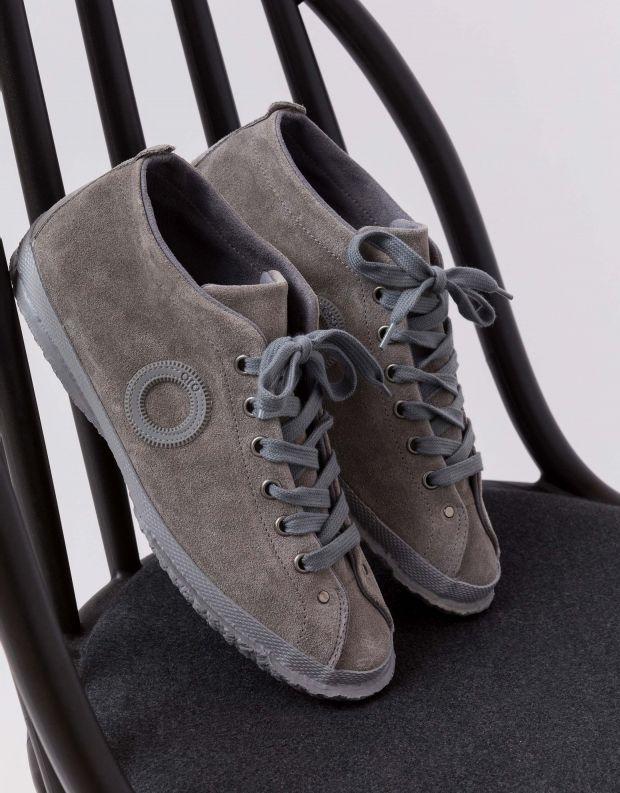 נעלי נשים - Aro - נעל WILLY - אפור בהיר