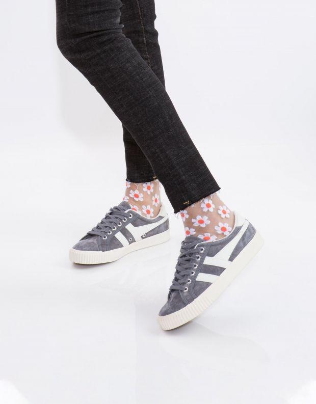 נעלי נשים - Gola - סניקרס TENNIS MARK COX SD - אפור