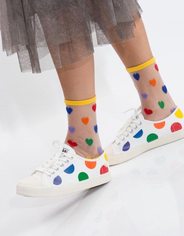 נעלי נשים - Gola - סניקרס COASTER SPOT - אופוויט