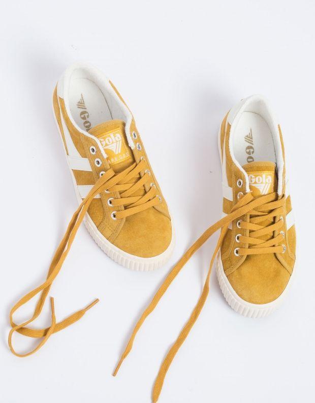 נעלי נשים - Gola - סניקרס TENNIS MARK COX SD - צהוב