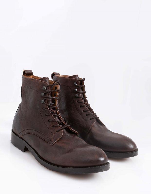 נעלי גברים - Hudson - נעל YEW - חום