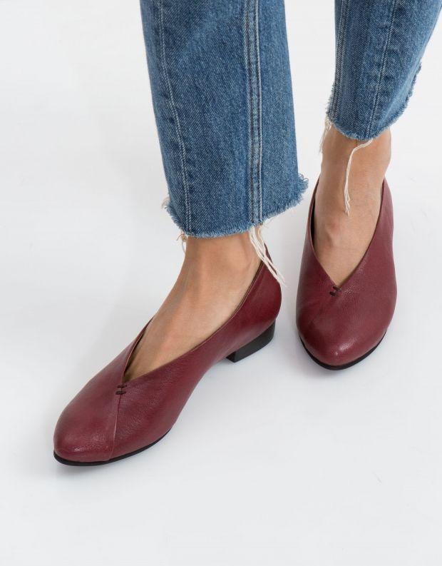 נעלי נשים - Yuko Imanishi - סירה KEITA - בורדו