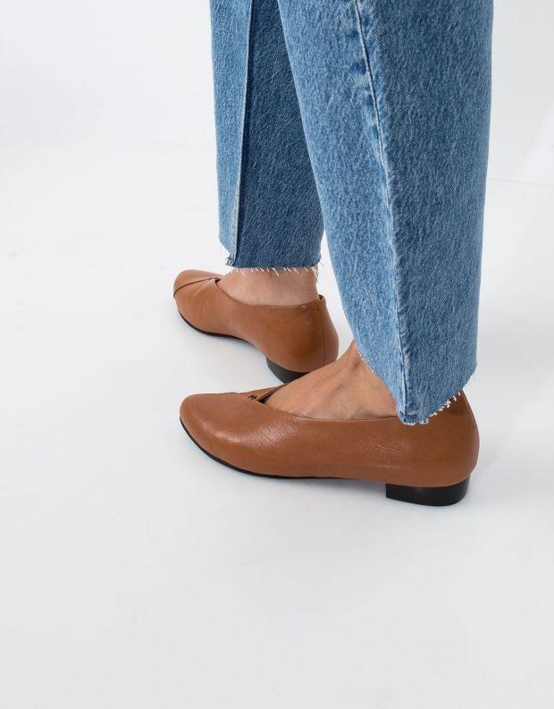 נעלי נשים - Yuko Imanishi - סירה KEITA - קאמל