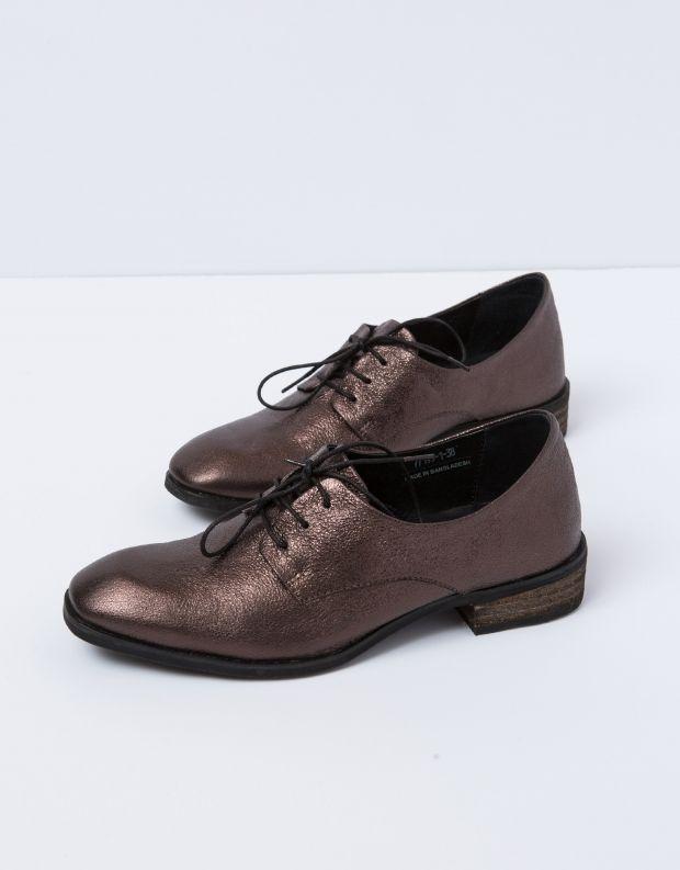 נעלי נשים - Yuko Imanishi - נעל YUU - ברונזה