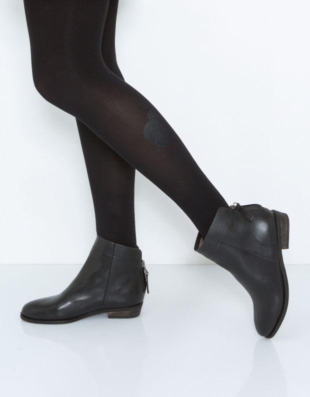 נעלי נשים - Yuko Imanishi - מגפון AOBA - שחור