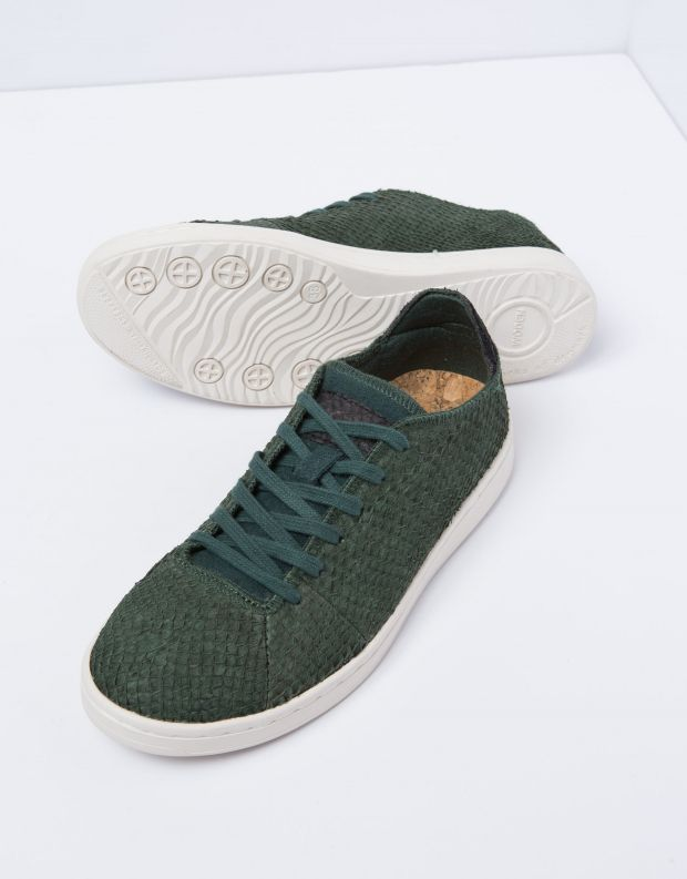 נעלי נשים - Woden - סניקרס JANE NSC - ירוק