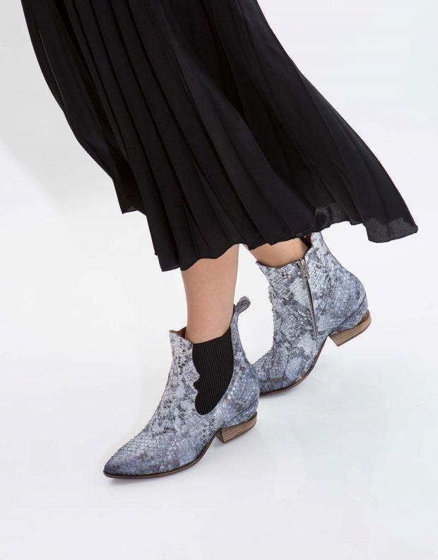 נעלי נשים - A.S. 98 - מגפון SUNS - ג'ינס