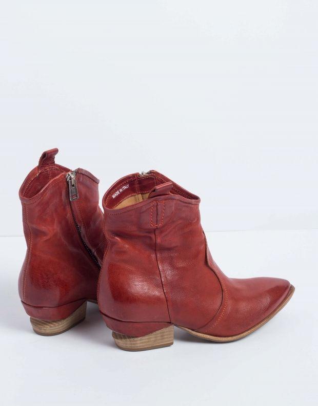 נעלי נשים - A.S. 98 - מגפון SUNSET חלק - חמרה