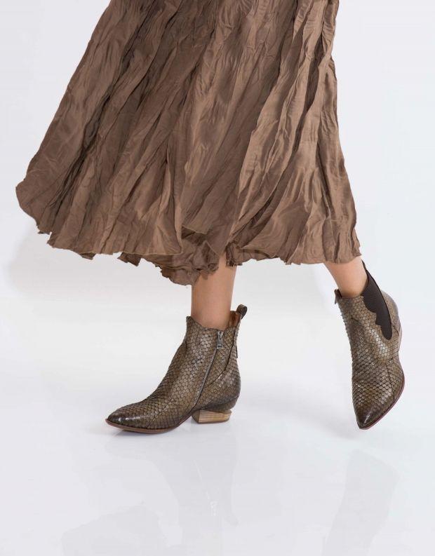נעלי נשים - A.S. 98 - מגפון SUNS - חום