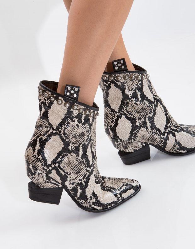 נעלי נשים - A.S. 98 - מגפון TINGET מיוחד - נחש