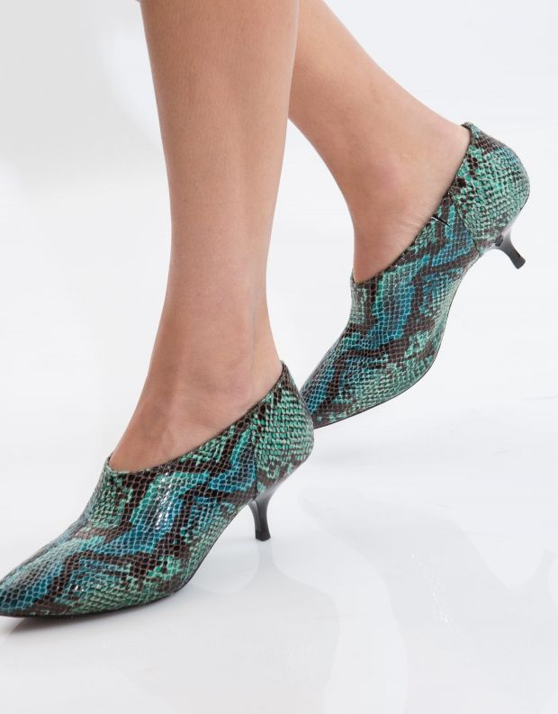 נעלי נשים - Jeffrey Campbell - נעל GITTAN - ירוק