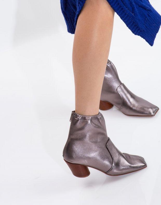 נעלי נשים - Jeffrey Campbell - מגפון CRYPT - פיוטר