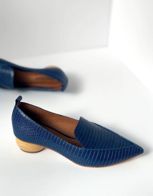 נעלי נשים - Jeffrey Campbell - נעל VIONA - כחול
