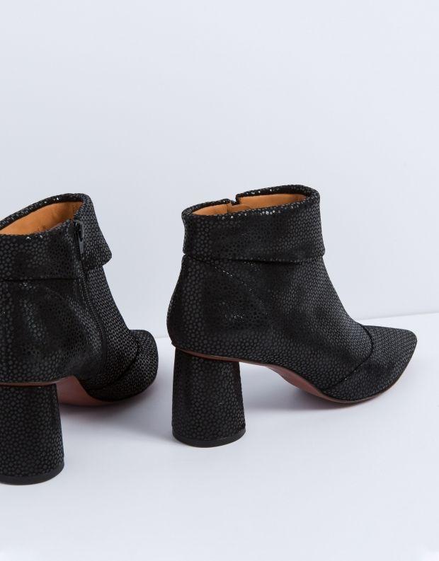 נעלי נשים - Chie Mihara - מגפון LULA - שחור