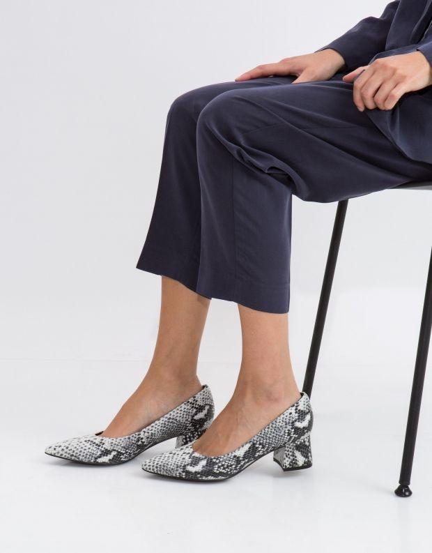 נעלי נשים - SOL SANA - סירה JADE - נחש
