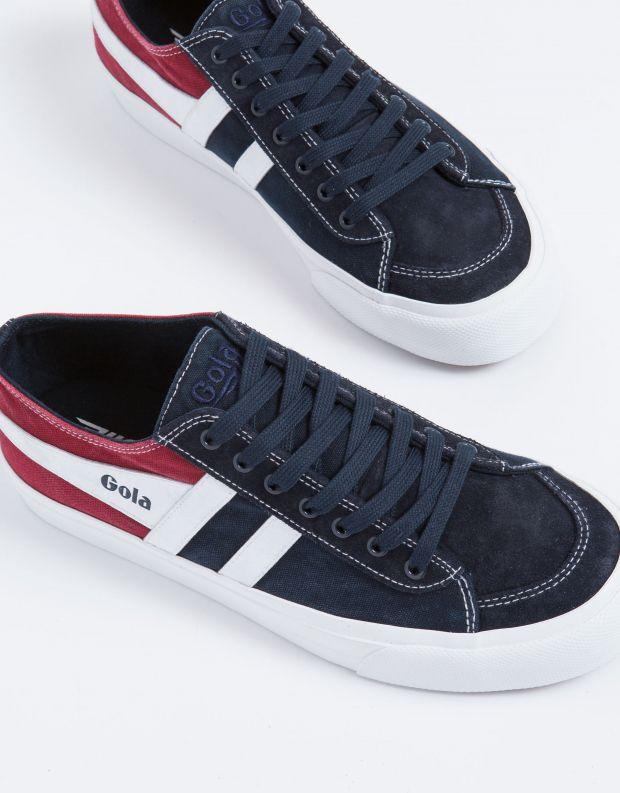 נעלי גברים - Gola - סניקרס QUOTA II RWB - כחול   אדום