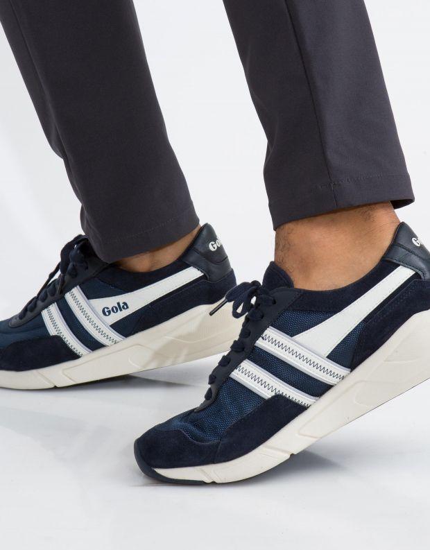 נעלי גברים - Gola - סניקרס ECLIPSE LEGACY - כחול כהה