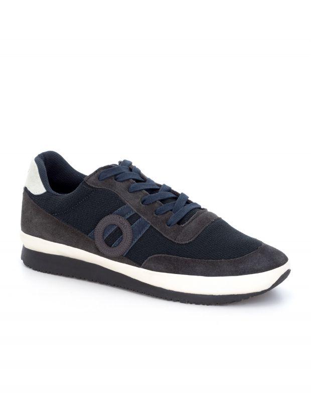 נעלי גברים - Aro - סניקרס JAQ - אפור