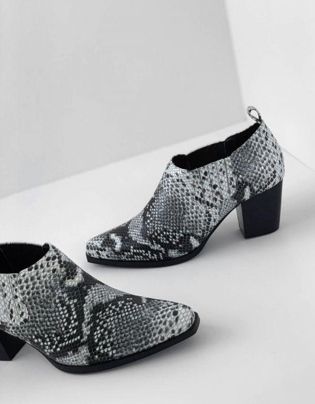 נעלי נשים - SOL SANA - נעל CLIO CROCO - נחש