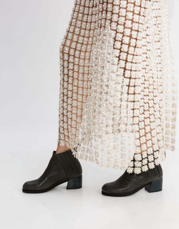 נעלי נשים - Yuko Imanishi - מגפון RIO - ירוק