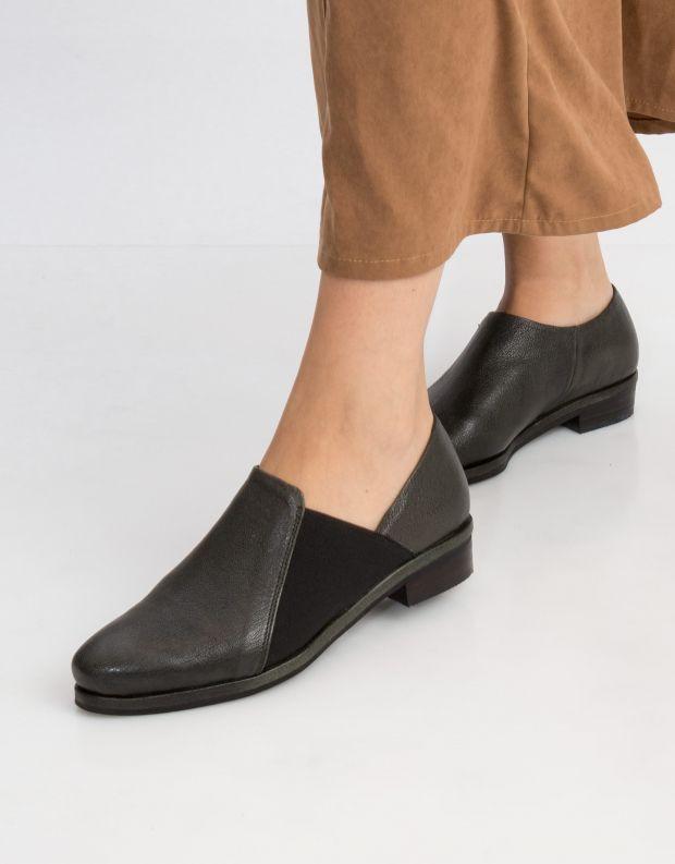 נעלי נשים - Yuko Imanishi - נעל TSUMUGU - ירוק