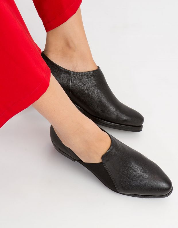 נעלי נשים - Yuko Imanishi - נעל TSUMUGU - שחור